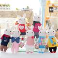 2016 New Metoo Toys Tiramisu Rabbits Super Quality Cute Rabbits Stuffed Animals Prefect Gifts For Girls