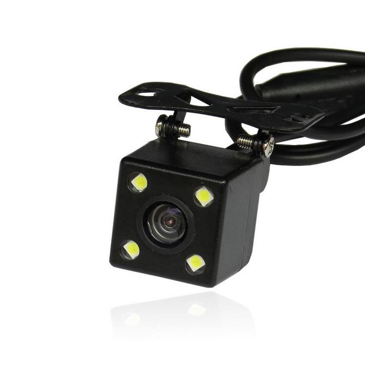 Universal led night 170 degree view HD video rear car camera parking, waterproof rear car camera parking ccd, rear car camera hd(China (Mainland))