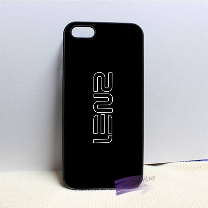 2ne1 logo fashion cell phone case cover for iphone 4 4s 5 5s 5c 6 6s & 6 plus & 6s plus #N0036(China (Mainland))