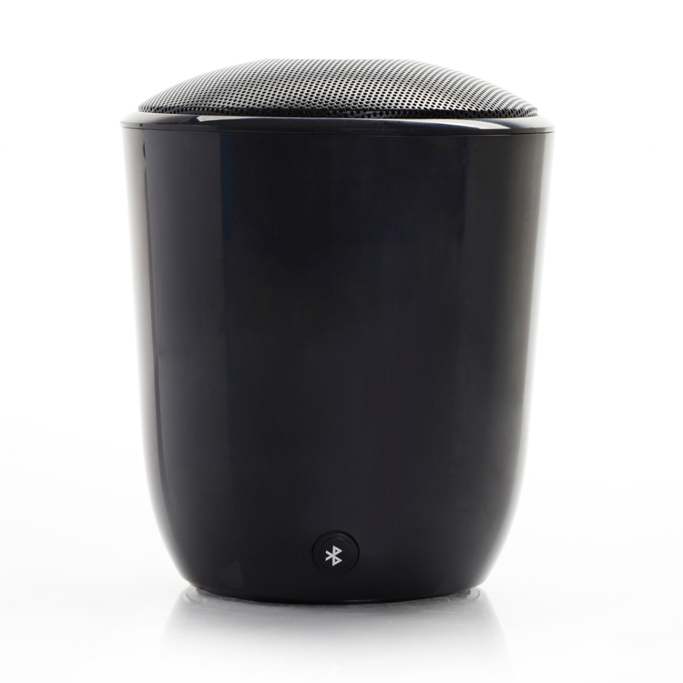 Free shipping new gadget bluetooth audio receiver / media player / handsfree water cup shape speaker N12(China (Mainland))