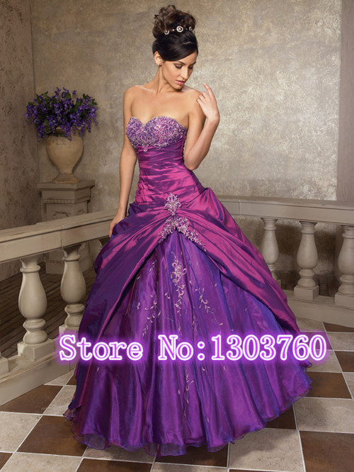 In stock 2015 the latest version of sell like hot cakes and free shipping and embroideryand Quinceanera Dresses masquerade gowns(China (Mainland))