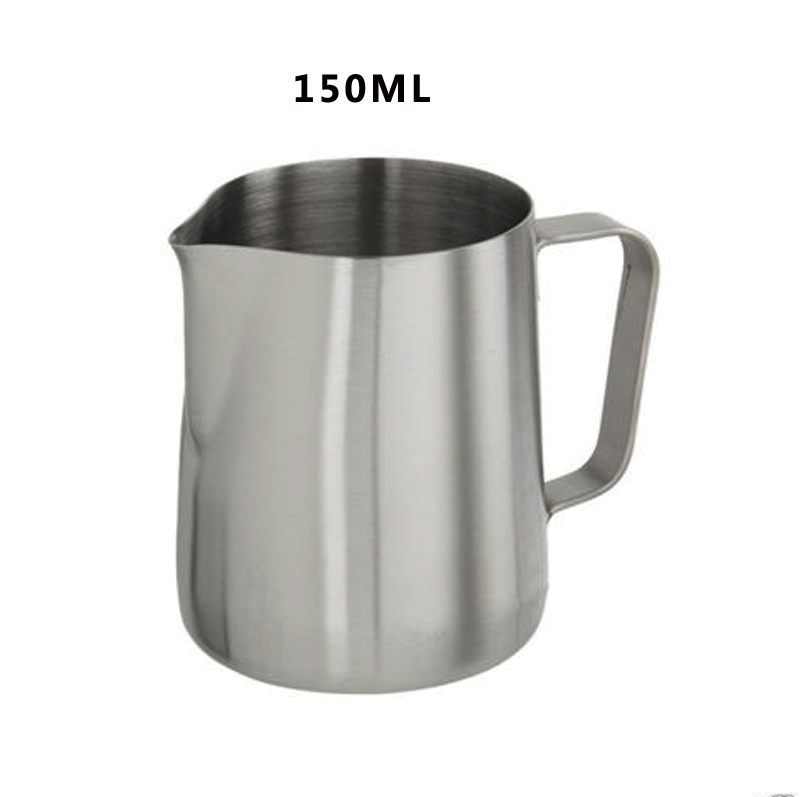 Practical 350ML Stanless Steel Espresso Coffee Pitcher Latte Milk Frothing Jug