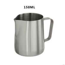 Practical 350ML Stanless Steel Espresso Coffee Pitcher Kitchen Home Craft Coffee Jug Latte Milk Frothing Jug