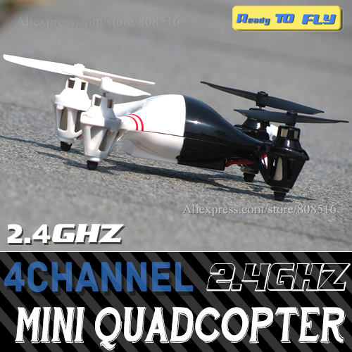 R/c MINI QUADCOPTER/Multicopter With 4 Motors, Drone Helicopter Quadcopter 2