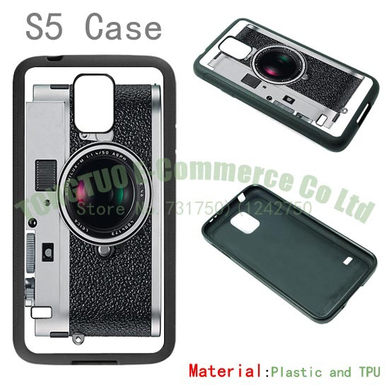 Retro camera 2015 new rubber protective shell mobile phone for New camera 2015