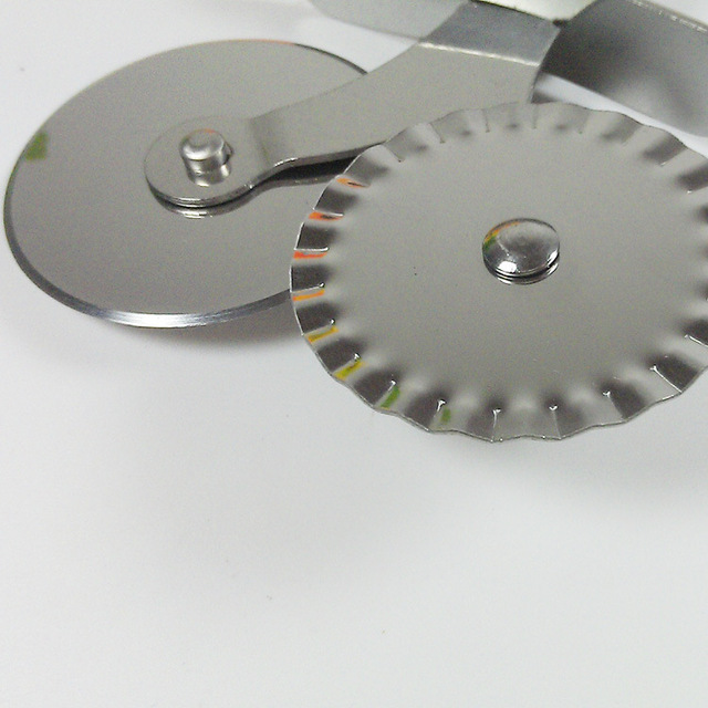 Double Roller Pizza Knife (Cutter)