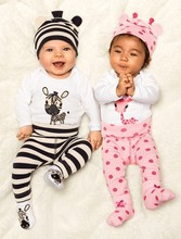 Hot sale 2015 new children clothing bodysuit baby jumpsuit children baby branded Free Shipping