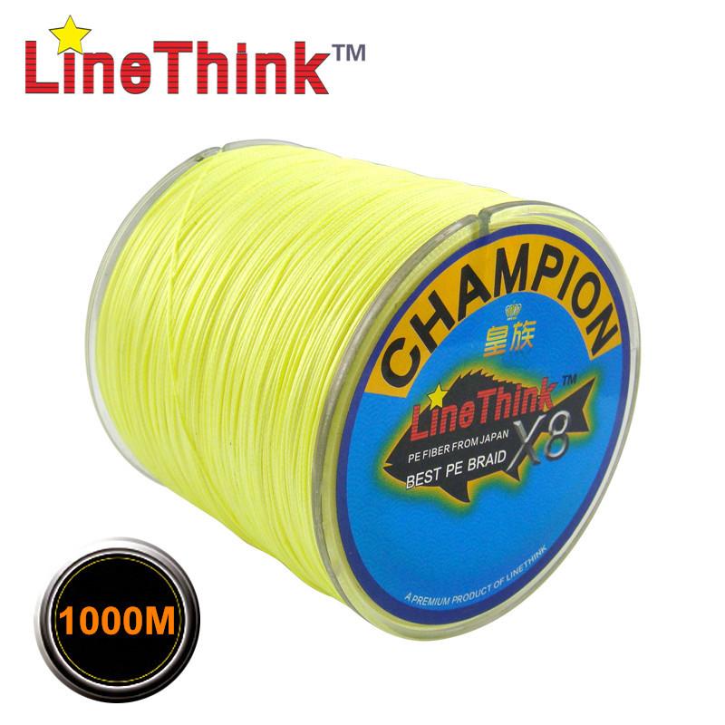 1000m ghampion linethink brand 8strands 8weave best