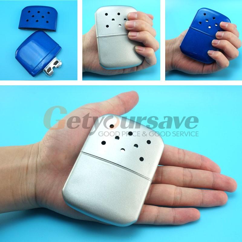 New Small Ultralight hand warmer tool Aluminum Portable Handy Pocket household(China (Mainland))