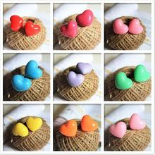 New Arrival styling tools Color of love elastic hair bands hair accessories for women girl children make you fashion