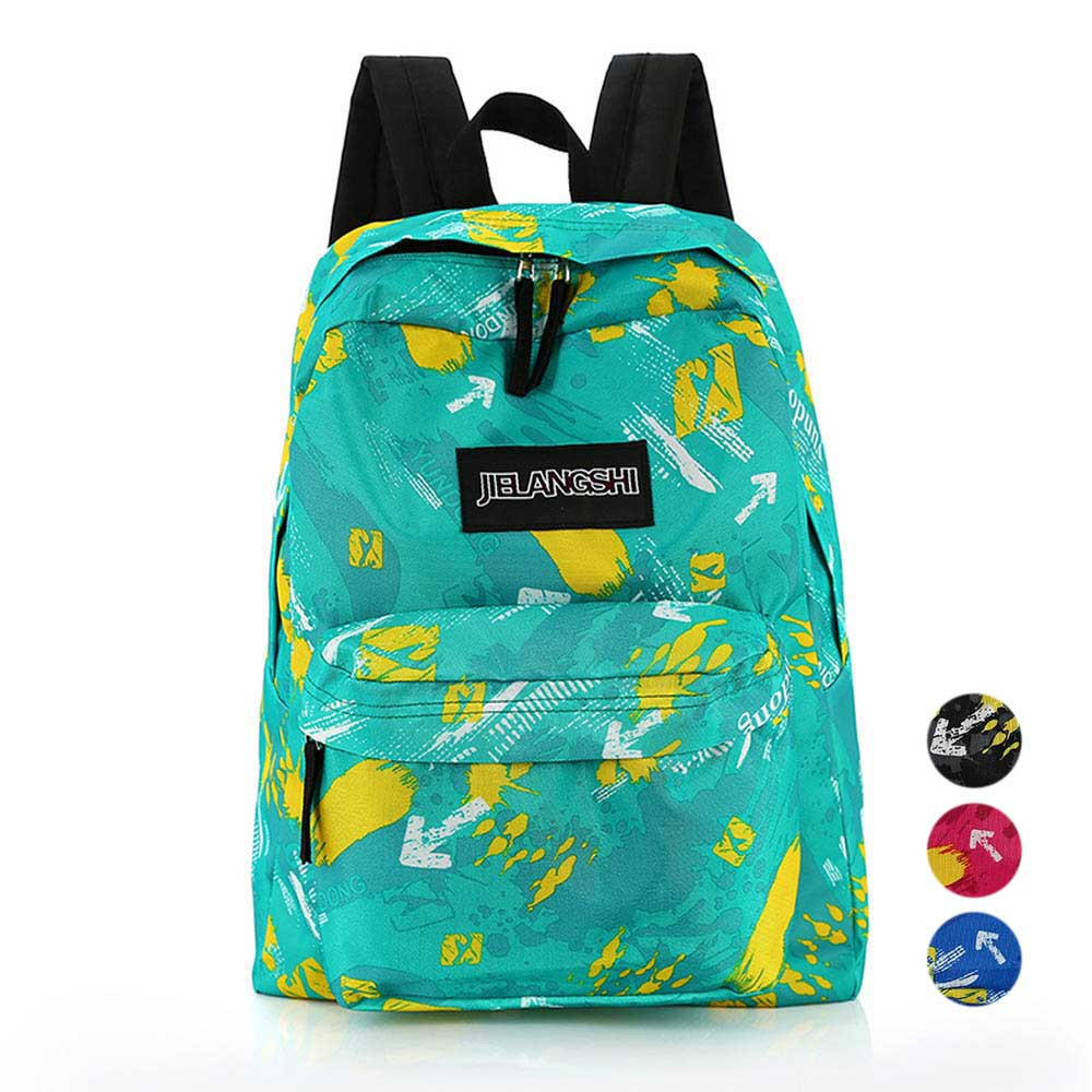 October, 2016 Is Backpack - Part 2