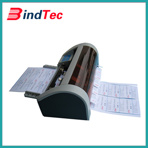 Semi automatic business card slitter SSB 01 A4 size in