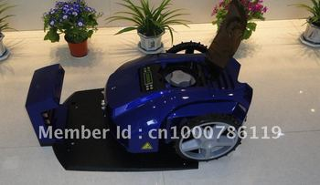 The Second Genetation /Newest Robot Yardman Mower+Time Setting By LCD+cutting height: 2.5cm-6.5cm