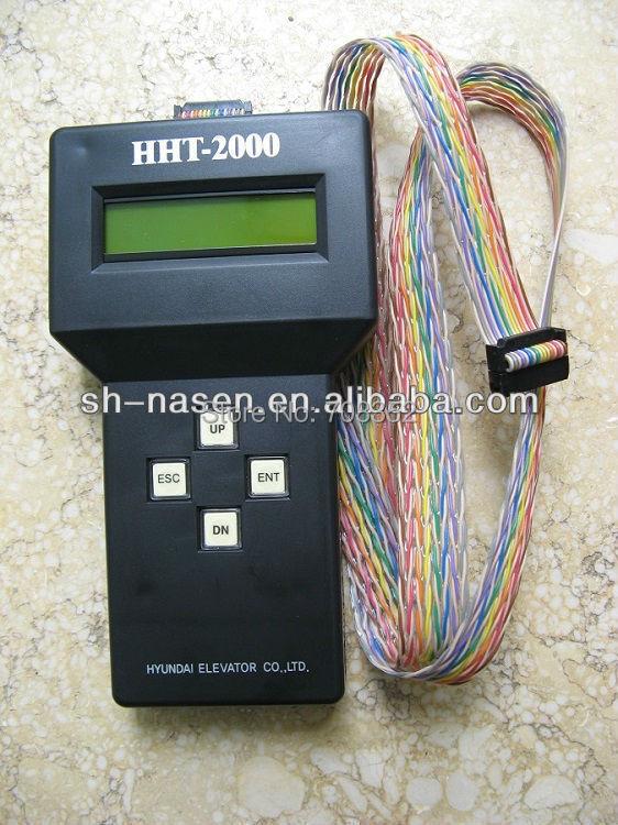 Hyundai elevator test tool hyundai parts HHT-2000(China (Mainland))