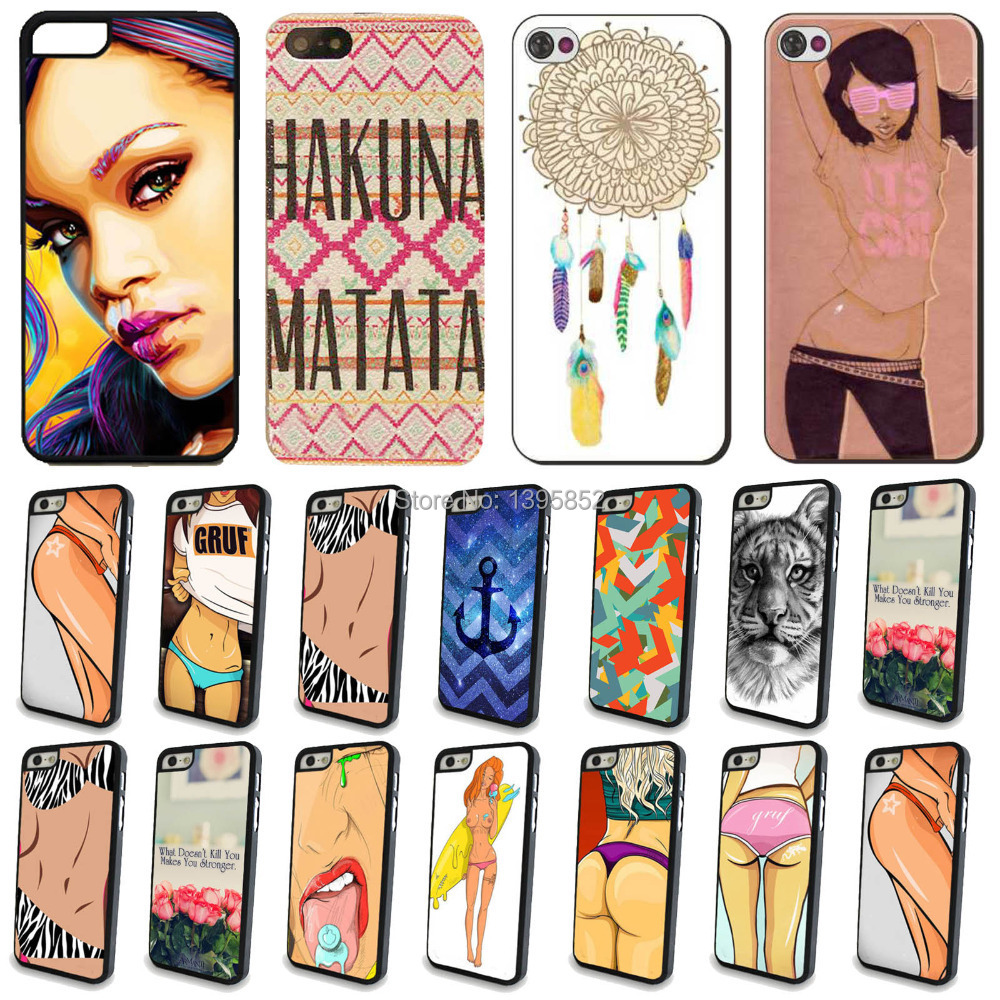 Special Discount Hard Plastic Phone Case for iPhone 5C Cover Sexy Lady Printed Back Phone Skin for iPhone 5C Accessory Wholesale(China (Mainland))