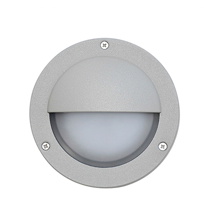 Modern indoor / outdoor led wall light fixture waterproof exterior wall lamp 3W sconce lantern arandela externa(China (Mainland))