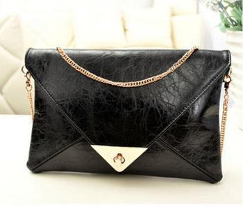 2015 горячая акция! Конверт клатч сумка плеча мешок-женщины pu кожаные сумки A40-246