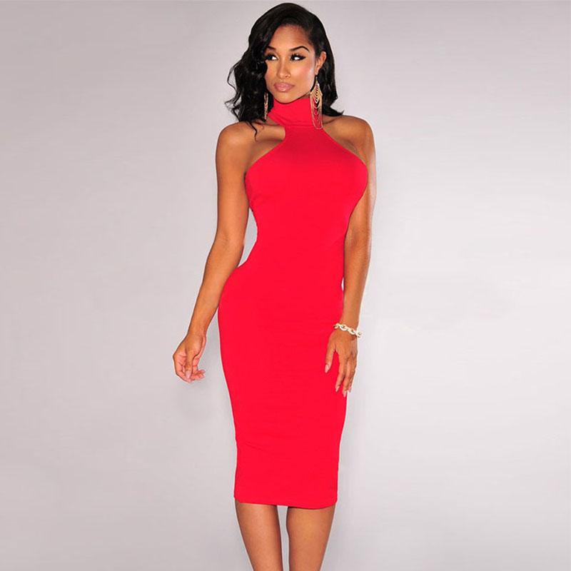 Awesome 2016 New Summer Women Elegant Black Lace Dress Knee Length Ladies Plus