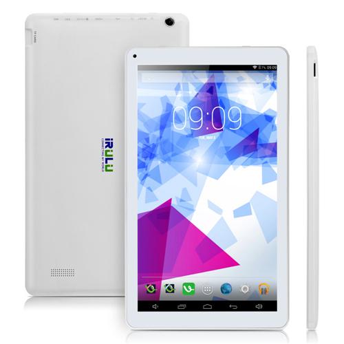 "IRULU X1 Pro 10.1"" 1024*600 Screen Android 4.4 KitKat Tablet PC AllWinner Octa Core 16GB ROM 1GB RAM WIFI HDMI(China (Mainland))"