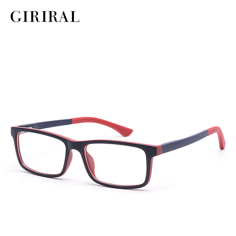 tr90 kids eyeglasses frame cute designer optical myopia clear brand glasses frame yx0099china