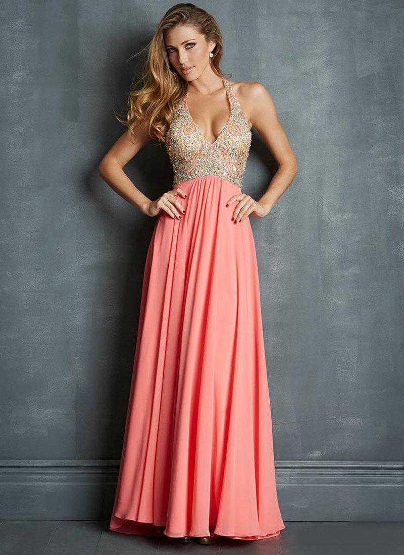 Popular Halter Bejeweled Dress-Buy Cheap Halter Bejeweled Dress ...