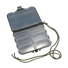 Fishing Tackle Boxes Fly Fishings Spinner Bait Minnow Popper Compartments Fishing Accessories Lure Box Tackle Case(China (Mainland))