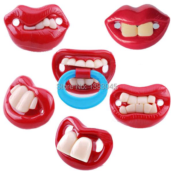 Забавный силикон младенцы зубное кольцо соска-пустышка новинка младенцы по уходу за кожей ортодонтическое соски подарки для младенцы 4 шт ramdom цвета