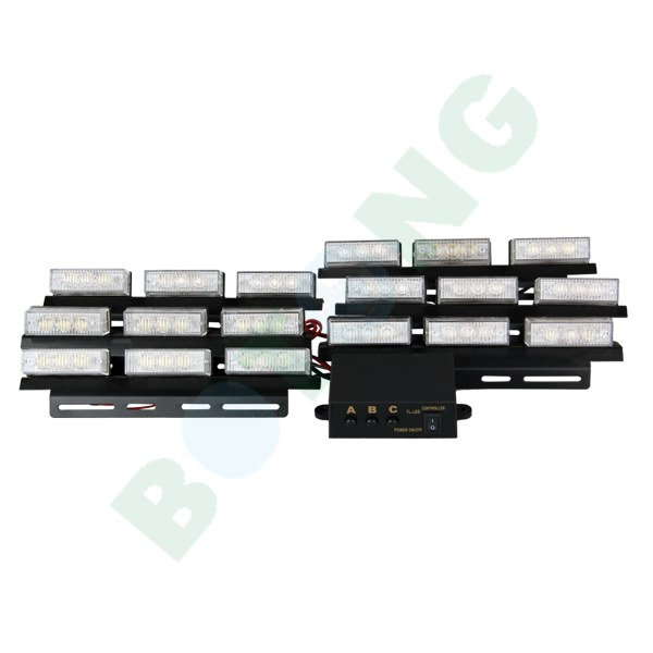 emergency flashing flash strobe light for car truck in external lights. Black Bedroom Furniture Sets. Home Design Ideas