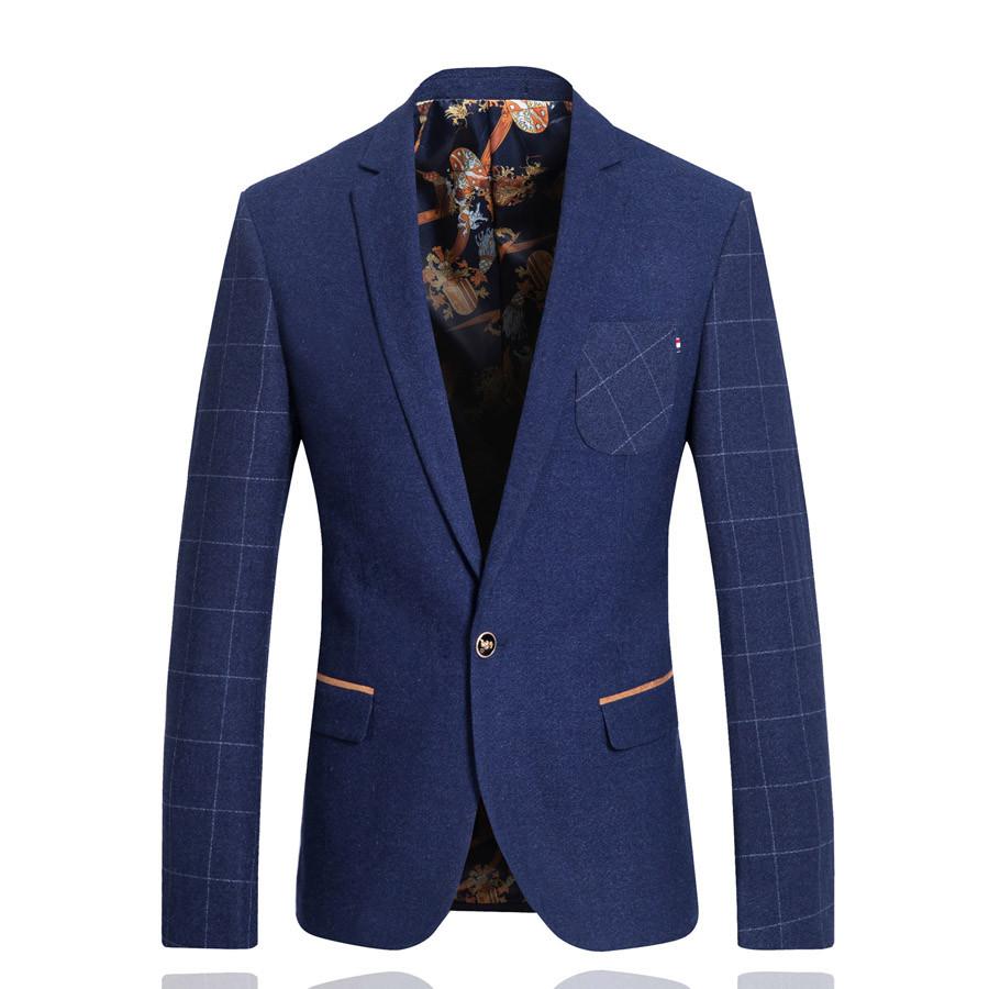 1 button suit fashion 21