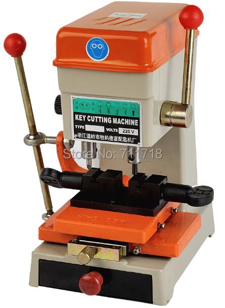 Keymaster Defu Cutter Duplicate 368a Car Key Cutting Machine Locksmith Tools Lock Pick Set(China (Mainland))