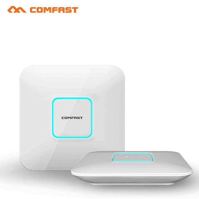 New!Comfast 1750Mbps Dual band Wireless wall Ceiling WIFI Router 3dBi antenna WIFI Repeater Openwrt ac extender strong signal(China (Mainland))