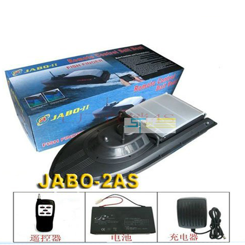 ST Model JABO-2AS Remote Control Fishing Boat Bait Boat -Upgraded edition of JABO-2A jabo 2as 2a rc boat RTR Rc gift