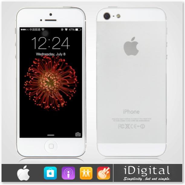 "Original Apple iPhone 5 Unlocked Cell iPhone 16GB/32GB ROM 1GB RAM Dual-core 1GHz IOS 8 8MP 1080P 4.0""IPS 3G WCDMA Brand iPhones(China (Mainland))"