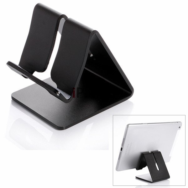 Universal Premium Aluminum Metal Mobile Phone Tablet Desk Holder Stand for iPhone Samsung Smartphone Kindle Tablets(China (Mainland))
