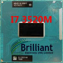 Buy free Original Intel Core i7 Mobile CPU i7 3520m Dual Core 2.9GHz 4M BGA1023 Laptop Notebook Processor i7-3520m HM77 for $88.93 in AliExpress store