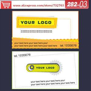 0282-03 business card template  for whats name on card double sided business cards best business cards<br><br>Aliexpress