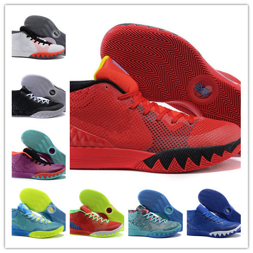 100% high quality cheap women's Kyries 1 basketball shoes brand women for sale Trainer shoes(China (Mainland))