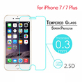 for iPhone 7 7 plus 2 5D 0 3mm Premium Tempered Glass Screen Protector Toughened protective
