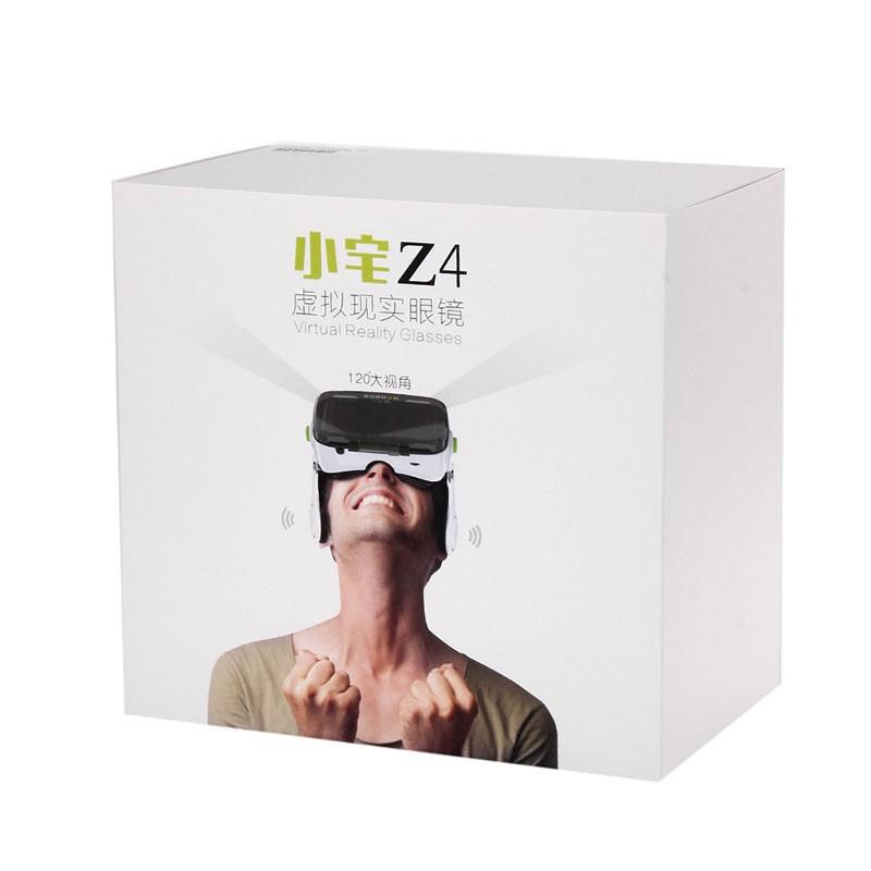 ถูก VR Xiaozhai BOBOVR Z4ความจริงเสมือนแว่นตา3D Rกล่องชุดหูฟัง3Dแก้วที่มีหูฟังสำหรับs amsung s7 s7ขอบหมายเหตุ7