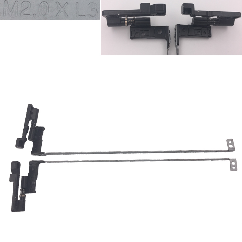 New Laptop Hinges for HP Pavilion DV5000 Series PN: AMZIP000700 AMZIP000800 Notebook Left+Right LCD Screen Hinges(China (Mainland))