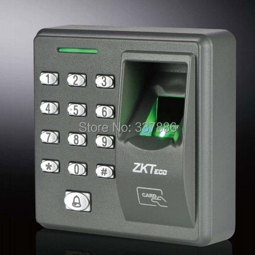 Fingerprint standalone rfid access control door lock
