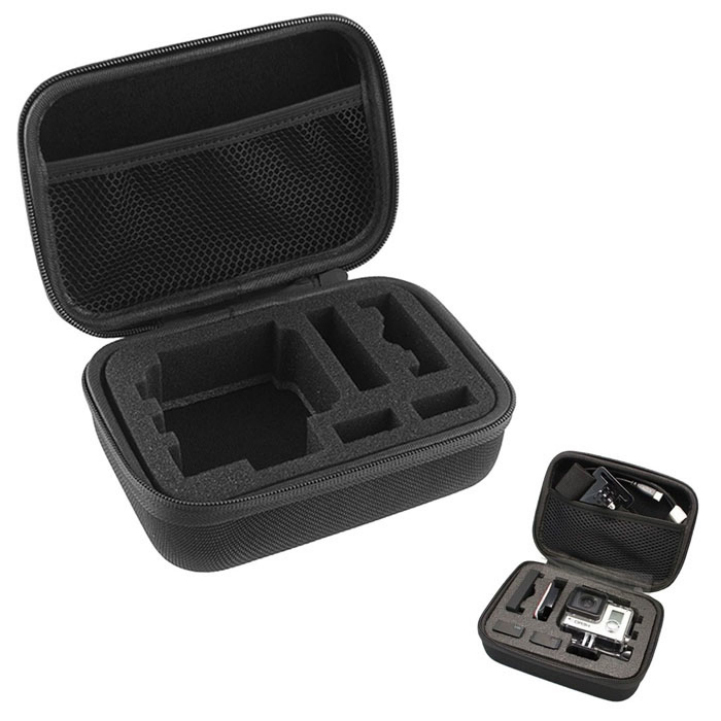 Delicate Protective Storage Carry Case Box Bag for GoPro Camera Photo Accessories Hot Selling(China (Mainland))