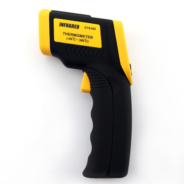 US Stock Non-Contact IR Infrared Digital Temperature Gun Thermometer Laser Point GM300(China (Mainland))