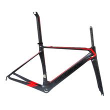 2015 CALLANDER 700C 48mm Full carbon fiber road bike/bicycle frameset cycling bike racing UD matt BB68 cheap shipping(China (Mainland))