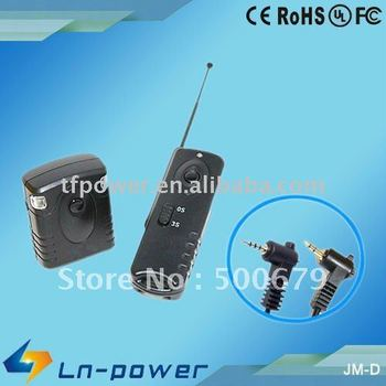 JM-D Radio Frequency Wireless Shutter for PANSONIC DMW-RS1