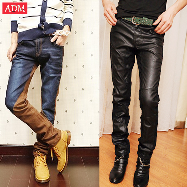 мужские джинсы olrik 2015 slim fit 28 36 ol 53003 Мужские джинсы ADM , Slim Fit ADM-MJ028