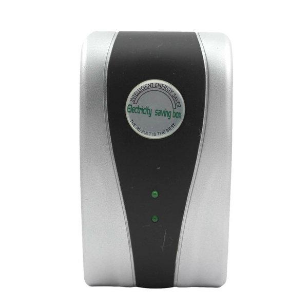 90V-250V Type Home Practical Electricity Saving Box Power Energy Saver EU Plug(China (Mainland))