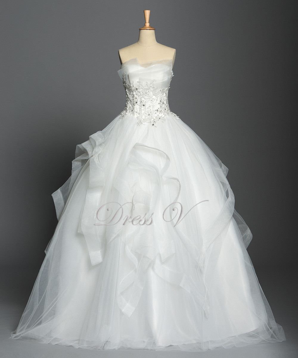 Buy real photo cheap ball gown wedding for Wedding dress for sale cheap