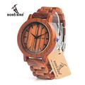 BOBO BIRD M10 Handmade Men Wooden Luxury Quartz Brand Men s Dress Analog Watch With Japan