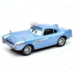 PIXAR CARS 2 Toys FINN McMISSILE